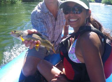 Flyfishing Corcovado